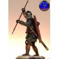 Пеший тяжеловооружённый копейщик 1242 г. (новгородское ополчение)