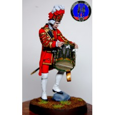 Барабанщик лейбкомпании 1742 г