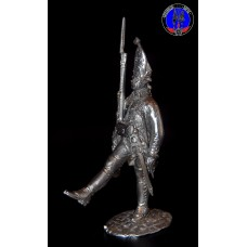 Унтер офицер лейб гвардии 1797 г