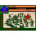 Красная армия (Цветная роспись)